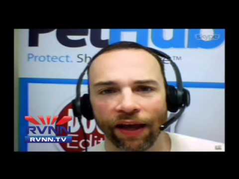 RV Network News Interviews Tom Arnold of PetHub.com
