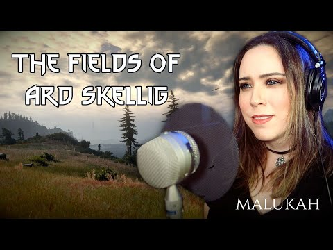 The Fields of Ard Skellig - The Witcher 3 - Cover by Malukah