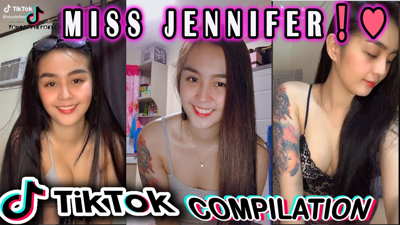 Download Miss Jennifer Del Rosario 😱| Tiktok Compilation🔥🔥🔥