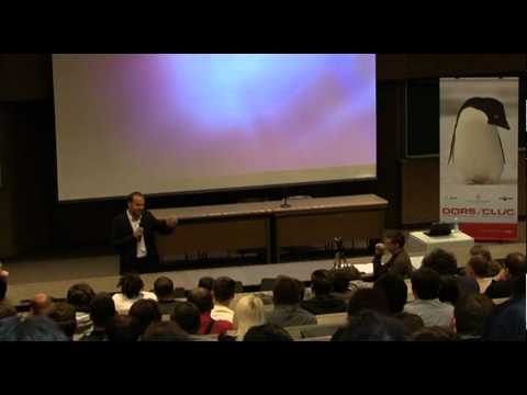 "DORS/CLUC 2011 - Mark Shuttleworth: ""Roadmap for Desktop Linux"" + Q&A"
