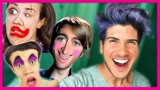 FACE TUNING YOUTUBERS!