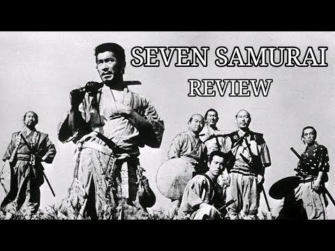 Seven Samurai (1954) Review