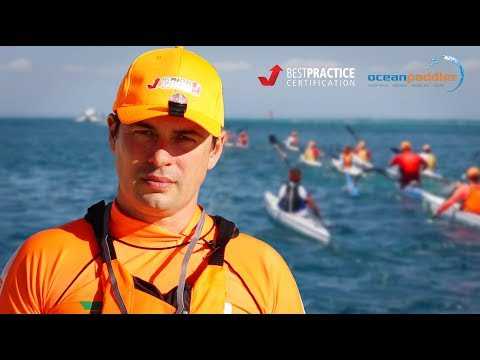 Surf Ski Safety Equipment | Ocean Paddler & Best Practice TV