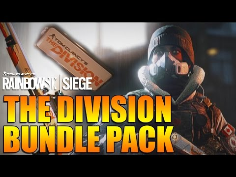 Rainbow Six Siege - In Depth: THE DIVISION BUNDLE PACK