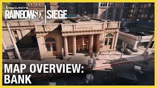Rainbow Six Siege: Bank Map Overview | Ubisoft [NA]