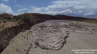 Extraordinary Flash Flood Drone Footage, Southern UT HD