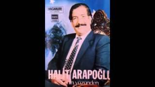 Halit Arapoğlu.Aşkımız öldü sevgilim