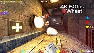ESWC 2004 Nations-Duel Grand Final - Fox vs ZeRo4 - Quake3 [Eng Casting by djWheat] 4k60fps