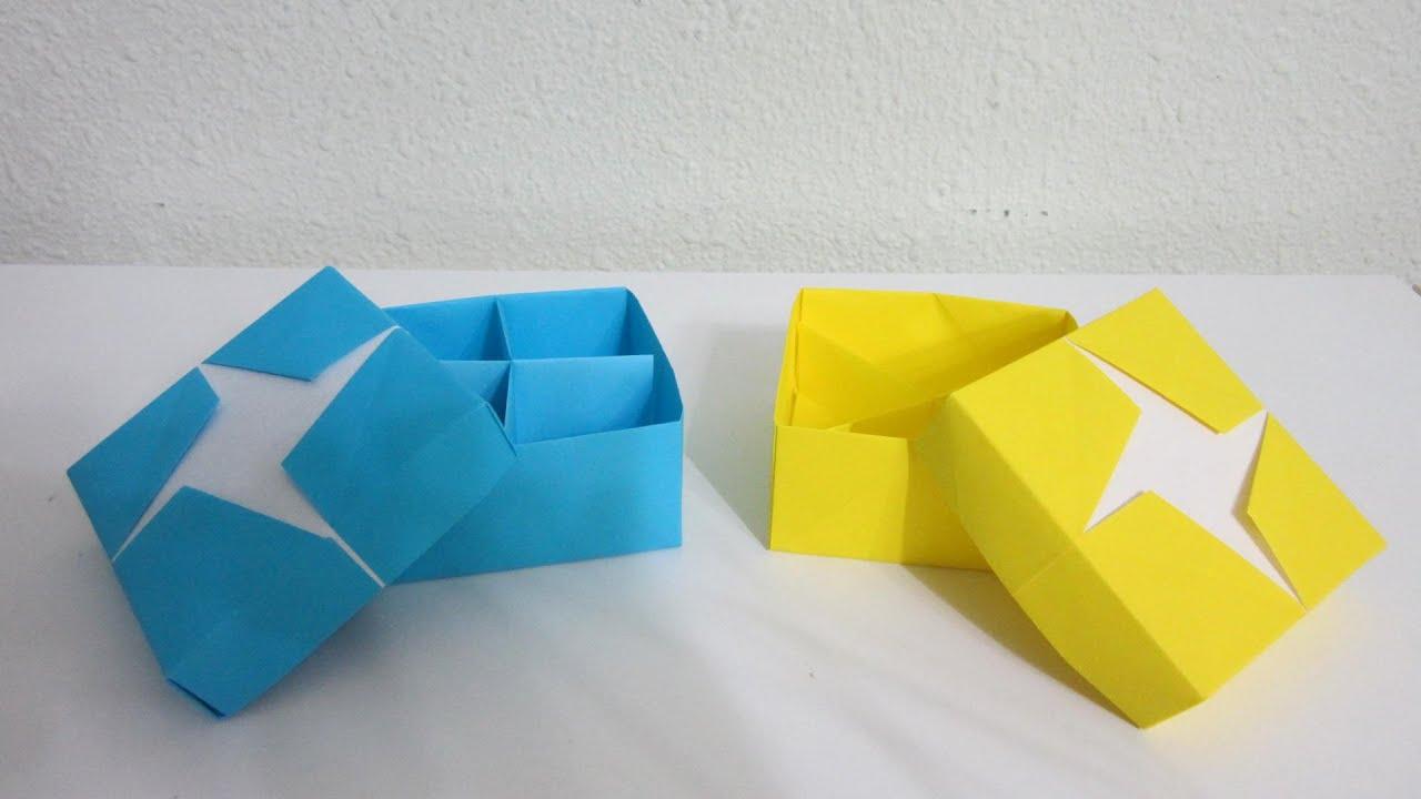 TUTORIAL - How to make a Star Box Masu (Creator: Darren ... - photo#46