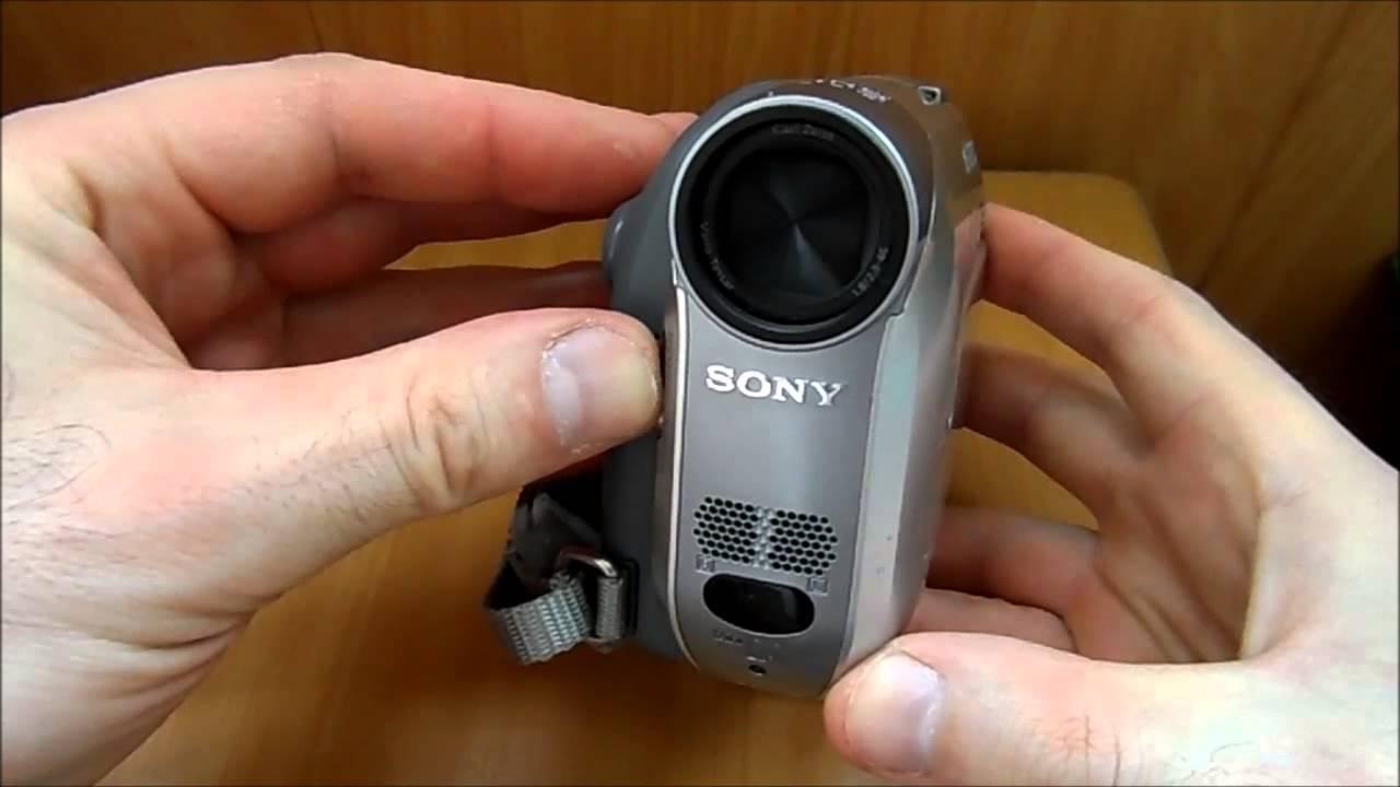 SONY HANDYCAM DCR-HC19E WINDOWS 8 X64 TREIBER