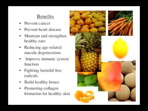 healthy fruits and vegetables list - Bing Videos - YouTube