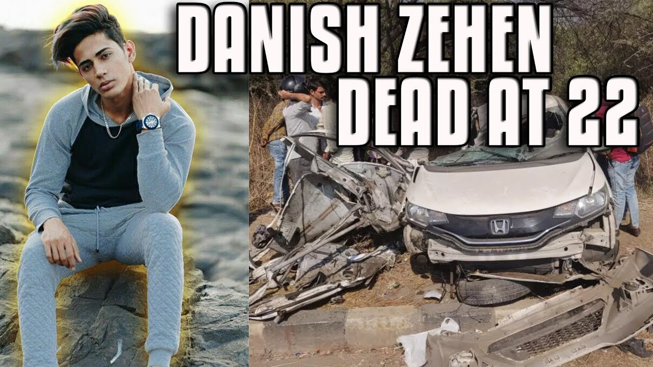 Youtube Star Danish Zehen Found Dead In A Car Accident Youtube