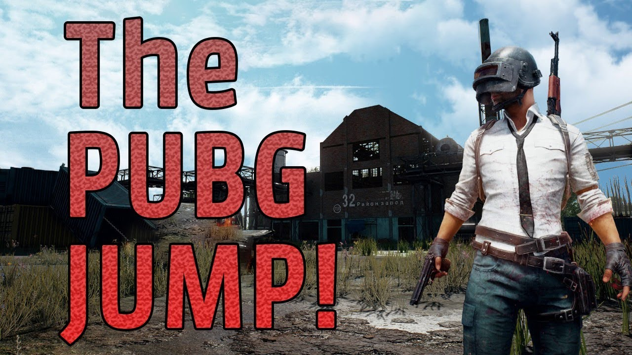 The Pubg Jump Unofficial Player Unknowns Battlegrounds Pre Round Song
