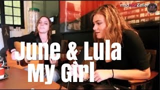 "June & Lula ""My Girl"" unplugged"
