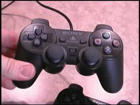 Classic Game Room -  PS2 DUALSHOCK 2 CONTROLLER review