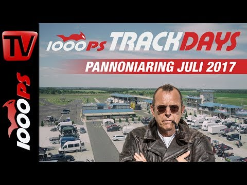 1000PS Bridgestone Trackdays - Eventvideo | Pannoniaring Juli 2017