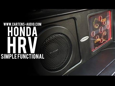 Audio Mobil Bagus Untuk Harian HONDA HRV   Cartens Audio Jakarta Selatan