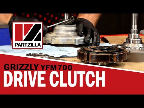 700 CLUTCH CARRIER ASSY YAMAHA GRIZZLY 550