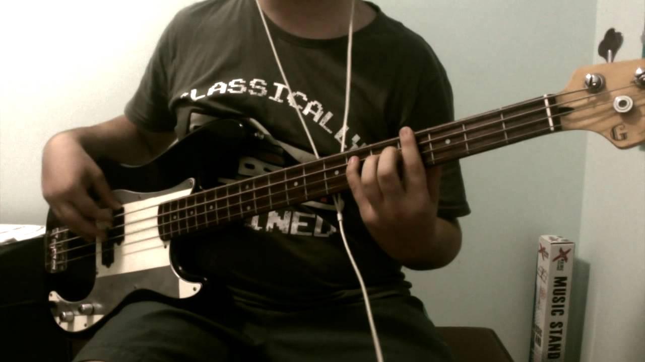 Macarena Los Del Rio Bass Cover Youtube