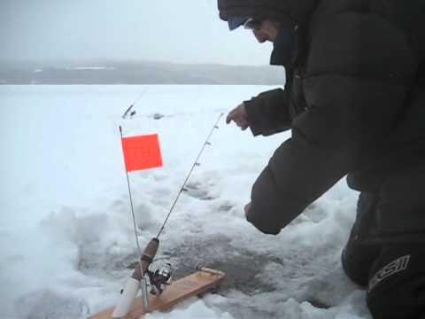 Du canot scha pour la pêche