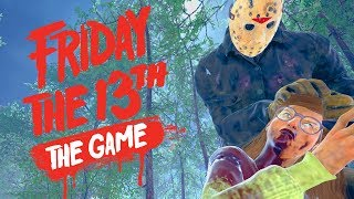 500 Hours of Gameplay +!! (Friday the 13th Game Live)