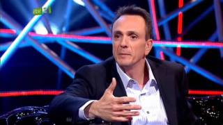 Hank Azaria on The Justin Lee Collins Show streaming