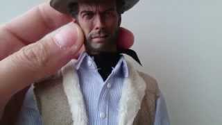 "1/6 Redman Toys - Cowboy ""G"" aka Blondie played by Clint Eastwood in The Man With No Name Trilogy."