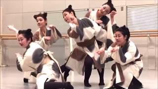 【第一回 日本舞踊 未来座「賽=SAI=」】 『当世うき夜猫』をチラ見せ!!