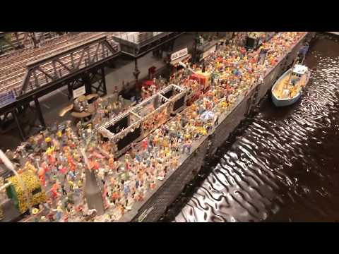 Miniatur Wunderland Hamburg - Best of from World's Largest Model Railway