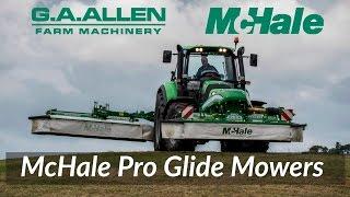 G A Allen McHale Demo Day 2016   McHale Pro Glide Mowers