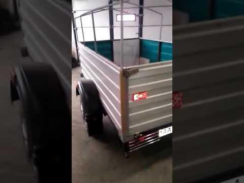 """Отзыв о прицепе """"ТИТАН"""" в г. Хабаровск"""