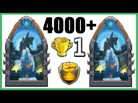 Finally! 4000+ Guild Wars Record! Castle Clash