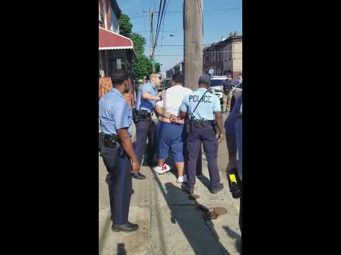 Police brutality 24th district philadelphia