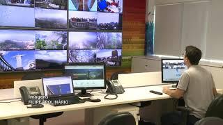 CRISTO REDENTOR - Olimpíadas - Centro de Monitoramento GSOL - TV REDENTOR