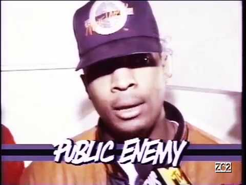 Public Enemy 1988 Rebel Without a Pause