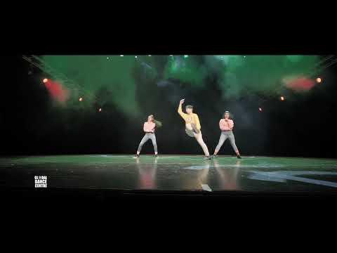 Shaker 12-18 (hiphop) - GDC Rotterdam - Nieuwjaarsshow