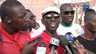 Guinaw Rails Sud: La jeunesse dénonce l'occupation abusive et ,,,