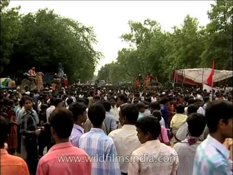 Puri Jagannath Ratha yatra : Chariot pilgrimage of Orissa