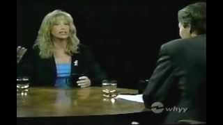 Carly Simon on the Charlie Rose show 2000
