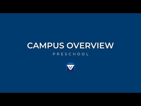Friends Christian Schools' Preschool Program Overview