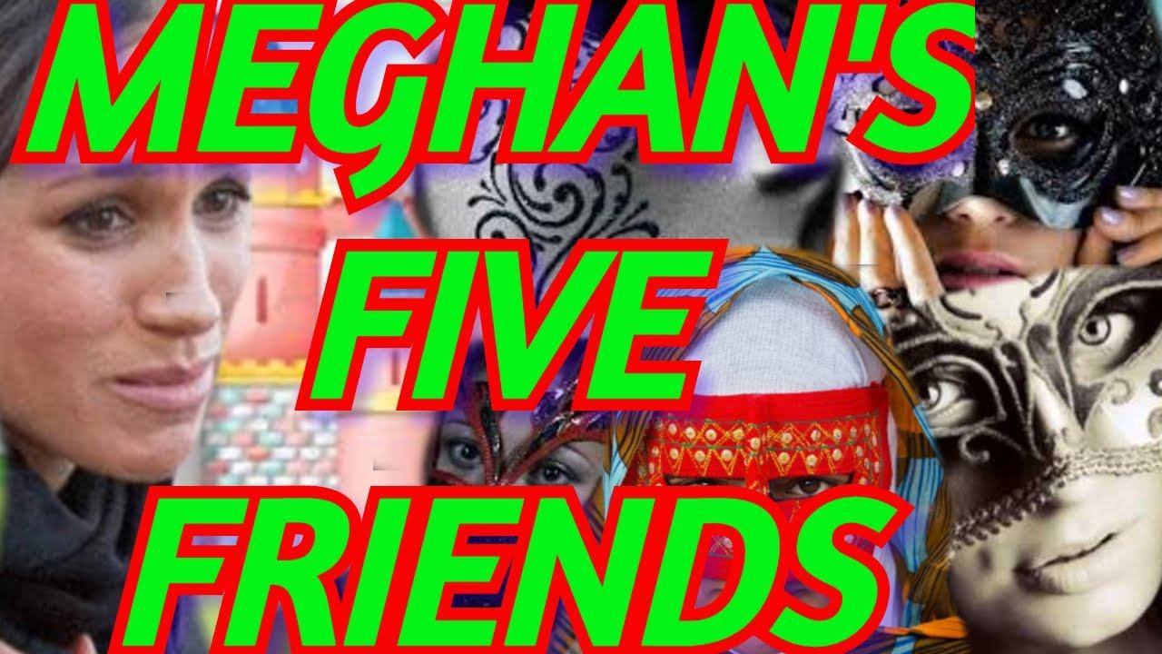 """Meghan's Five """"Friends"""" Look FAMILIAR"""