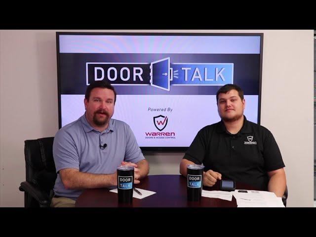 DOOR TALK Episode 3: Auto-Operators and Dangers of Barricade Devices