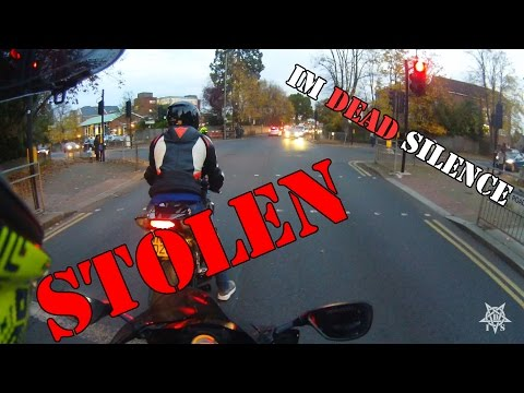 Bike Thefts in London - The UK Motorcycle Theft Protest