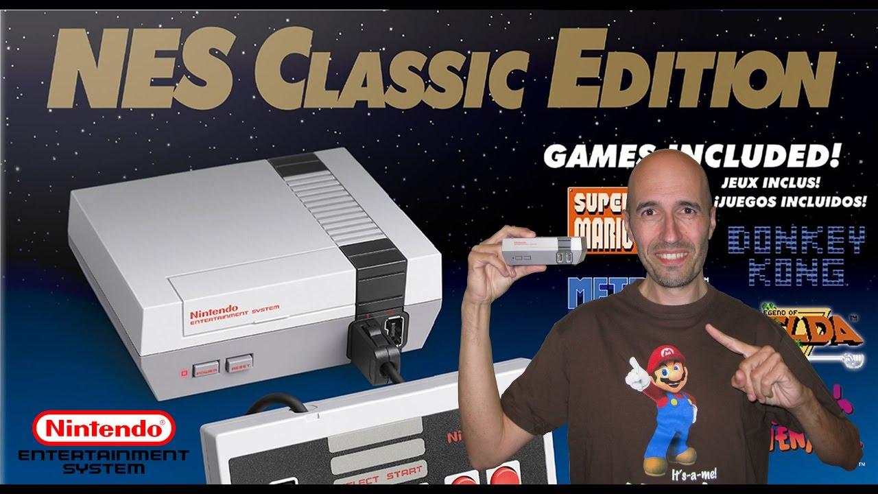 Nintendo Classic Mini Nes Pros Y Contras Listado De Juegos Youtube