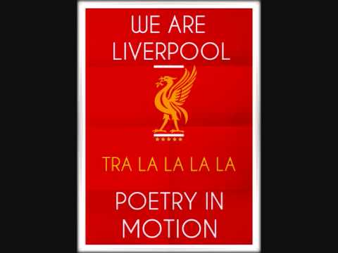 We are Liverpool tra la la la la!