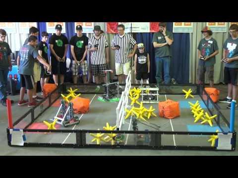 Vex Starstruck Benton County Fair Qualifier: Final Match 2
