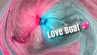 Review LUSH Bath Bomb Love Boat Valentijncollectie