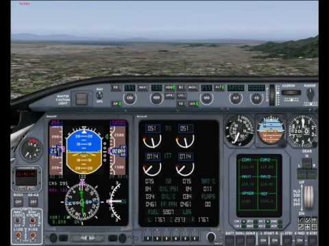 Tutorial Pouso ILS (Iniciantes) - Flight Simulator 2004 Parte 1