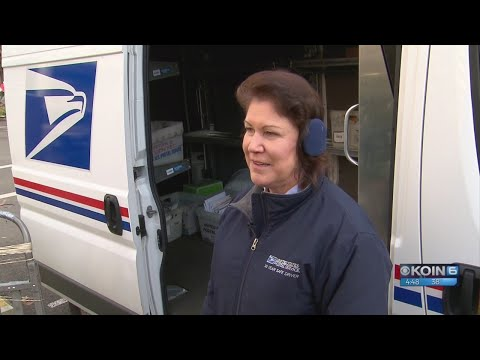 Portland letter carrier retires after 40 years
