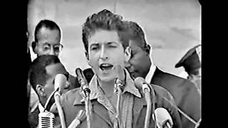 Bob Dylan - Only A Pawn In Their Game (March On Washington 1963) [BEST QUALITY]